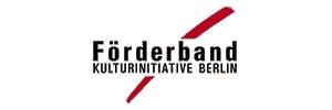 Logo Förderband, Kulturinitiative Berlin