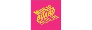 Logo Musicboard Berlin
